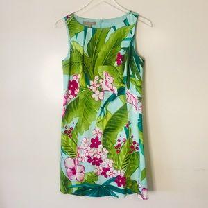 Tommy Bahama Hawaiian Sleeveless Dress. 4